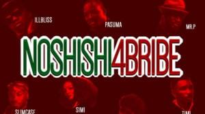 2Baba - No Shishi 4 Bribe ft Simi, Pasuma, Slimcase, Timi Dakolo, Falz & Others
